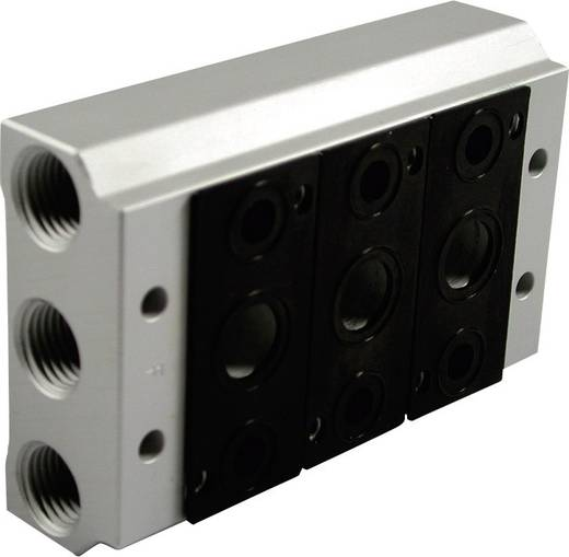 Grundplatte Norgren V53D502 Passend für Ventil: V53
