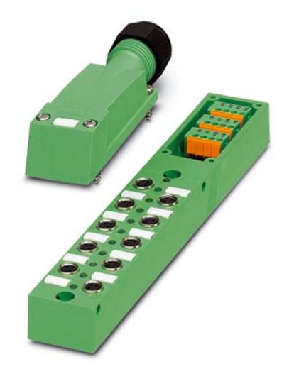 Sensor/Aktorbox passiv M8-Verteiler mit Metallgewinde SACB-10/3-L-SC-M8 1503409 Phoenix Contact 1 St.