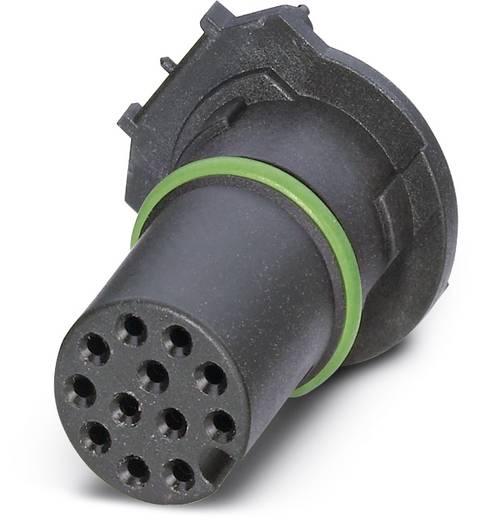 Sensor-/Aktor-Einbausteckverbinder M12 Buchse, Einbau Polzahl (RJ): 12 Phoenix Contact 1457694 SACC-CI-M12FS-12CON-TOR