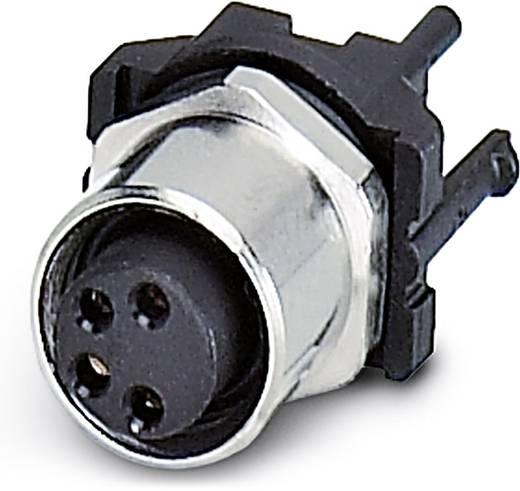 Sensor-/Aktor-Einbausteckverbinder M8 Buchse, Einbau Polzahl (RJ): 4 Phoenix Contact 1524789 SACC-DSIV-M 8FS-4CON-L180-