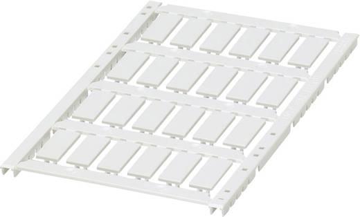 Gerätemarkierung Montage-Art: aufclipsen Beschriftungsfläche: 18 x 8 mm Passend für Serie Geräte und Schaltgeräte Weiß P