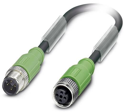 Sensor-/Aktor-Kabel SAC-4P-M12MS/ 3,0-PUR/M12FS SH Phoenix Contact Inhalt: 1 St.