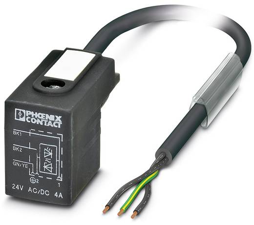 Sensor-/Aktor-Kabel SAC-3P- 3,0-PUR/BI-1L-Z Phoenix Contact Inhalt: 1 St.