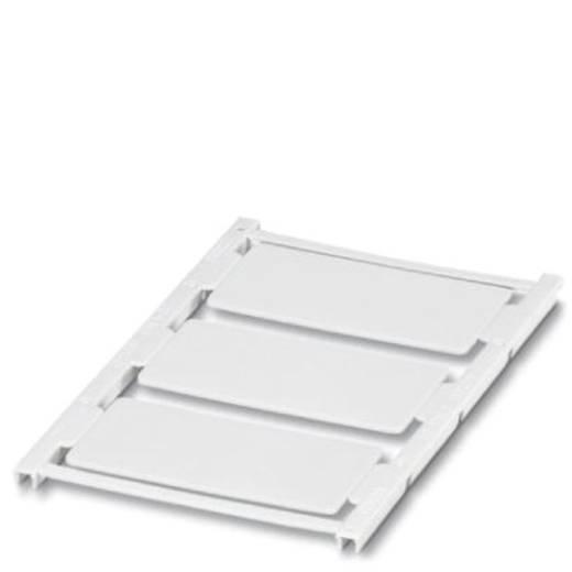 Gerätemarkierung Montage-Art: aufkleben Beschriftungsfläche: 60 x 30 mm Passend für Serie Universaleinsatz Weiß Phoenix