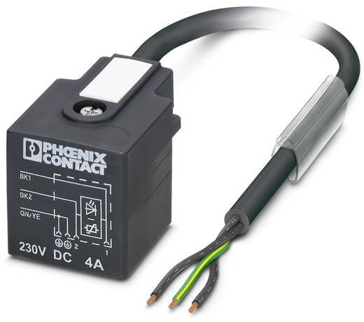 Sensor-/Aktor-Kabel SAC-3P- 5,0-280/M 8FS BK Phoenix Contact Inhalt: 1 St.