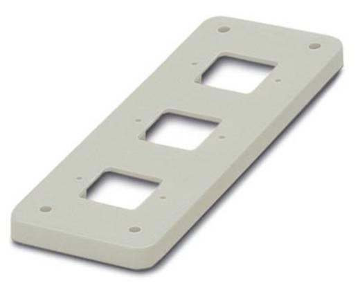 HC-B 24-ADP-3D 7-GY - Adapterplatte HC-B 24-ADP-3D 7-GY Phoenix Contact Inhalt: 10 St.