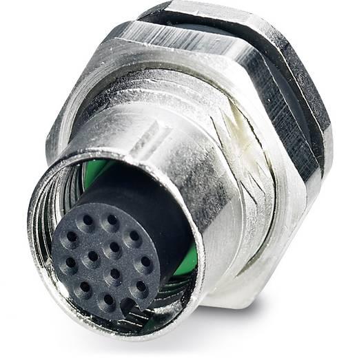 Sensor-/Aktor-Einbausteckverbinder M12 Buchse, Einbau Polzahl (RJ): 12 Phoenix Contact 1559929 SACC-DSI-FS-12CON-L180 S
