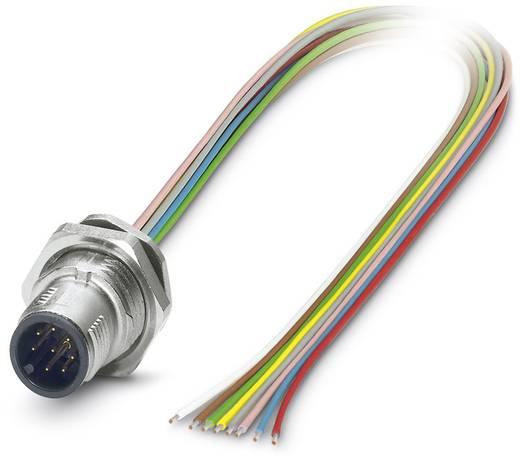 SACC-DSI-M12MS-12CON-M16/0,5 - Einbausteckverbinder SACC-DSI-M12MS-12CON-M16/0,5 Phoenix Contact Inhalt: 1 St.