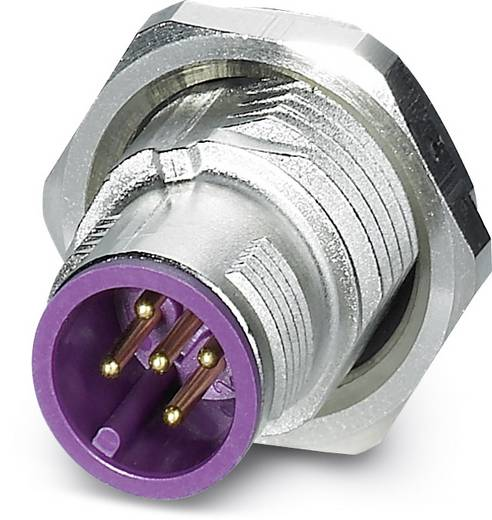 SACC-DSI-MS-5CON-L180/SH VT - Einbausteckverbinder SACC-DSI-MS-5CON-L180/SH VT Phoenix Contact Inhalt: 20 St.