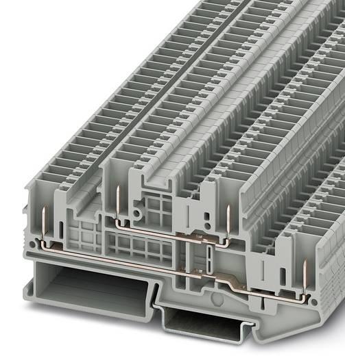 STTB 2,5/4P - Doppelstock-Klemme STTB 2,5/4P Phoenix Contact Grau Inhalt: 50 St.