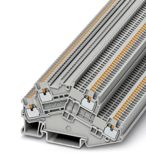 PTTBS 1,5/S - Doppelstock-Klemme PTTBS 1,5/S Phoenix Contact Grau Inhalt: 50 St.