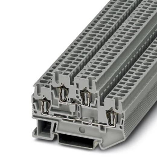 STTB 2,5 - Durchgangsreihenklemme STTB 2,5 Phoenix Contact Grau Inhalt: 50 St.