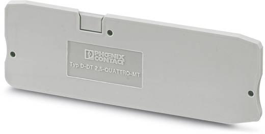 D-DT 2,5-QUATTRO-MT - Abschlussdeckel D-DT 2,5-QUATTRO-MT Phoenix Contact Inhalt: 50 St.