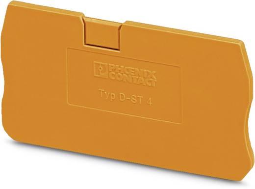 D-ST 4 OG - Abschlussdeckel D-ST 4 OG Phoenix Contact Inhalt: 50 St.