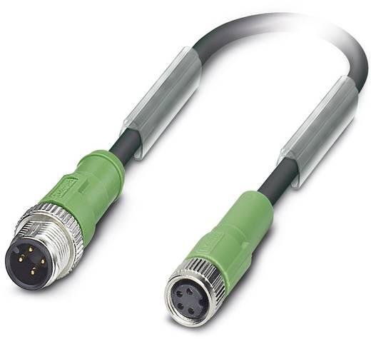 SAC-4P-M12MS/0,6-PUR/M 8FS - Sensor-/Aktor-Kabel SAC-4P-M12MS/0,6-PUR/M 8FS Phoenix Contact Inhalt: 1 St.