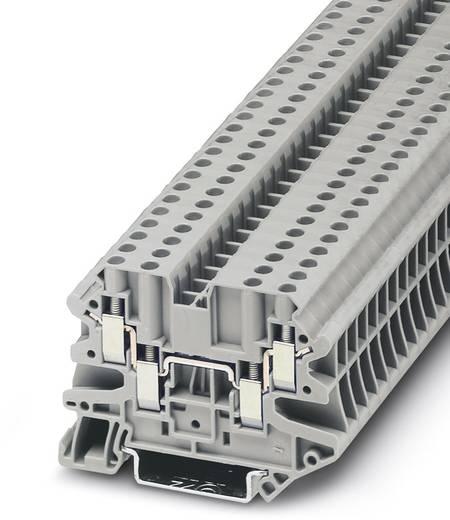 UT 4-QUATTRO - Vierleiter-Universalklemme UT 4-QUATTRO Phoenix Contact Grau Inhalt: 50 St.