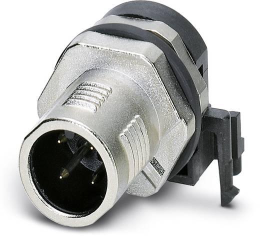 Sensor-/Aktor-Einbausteckverbinder M12 Stecker, Einbau Polzahl: 4 Phoenix Contact 1436589 SACC-DSIV-MS-4CON-L90 SCO 10