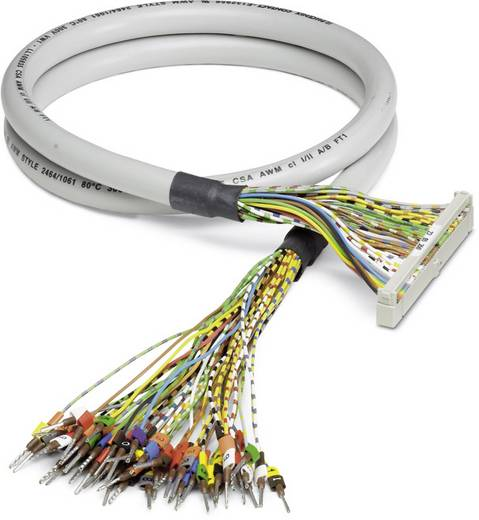 CABLE-FLK50/OE/0,14/ 100 - Kabel CABLE-FLK50/OE/0,14/ 100 Phoenix Contact Inhalt: 1 St.