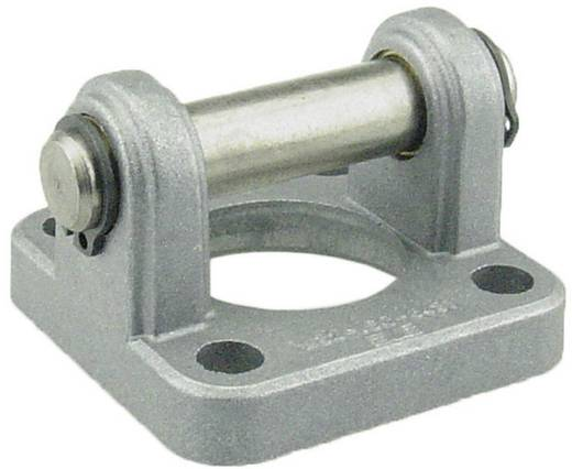 Fußbefestigung Univer KF-10040A Passend für Zylinder-Ø: 40 mm