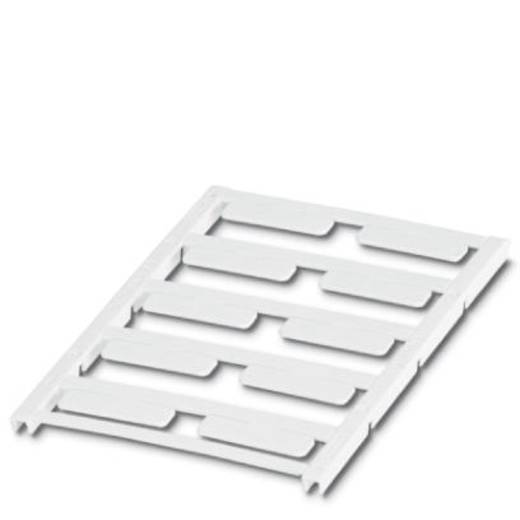 Gerätemarkierung Montage-Art: aufclipsen Beschriftungsfläche: 27 x 8 mm Passend für Serie Schilderrahmen Weiß Phoenix Co
