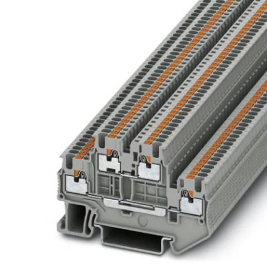 PTTB 1,5/S - Doppelstock-Klemme PTTB 1,5/S Phoenix Contact Grau Inhalt: 50 St.
