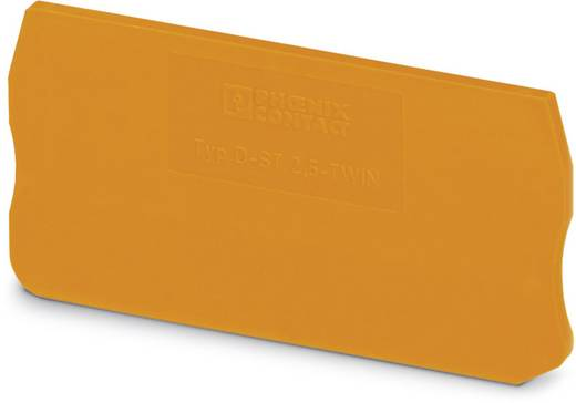 D-ST 2,5-TWIN OG - Abschlussdeckel D-ST 2,5-TWIN OG Phoenix Contact Inhalt: 50 St.