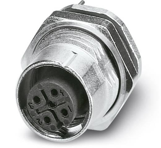 Sensor-/Aktor-Einbausteckverbinder M12 Buchse, Einbau Polzahl (RJ): 5 Phoenix Contact 1552285 SACC-DSI-FS-5CON-L180/12