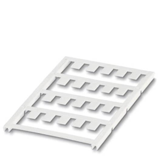 Gerätemarkierung Montage-Art: aufclipsen Beschriftungsfläche: 17 x 7.50 mm Passend für Serie Geräte und Schaltgeräte Wei