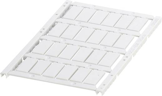 Gerätemarkierung Montage-Art: aufclipsen Beschriftungsfläche: 20 x 9 mm Passend für Serie Geräte und Schaltgeräte Weiß P