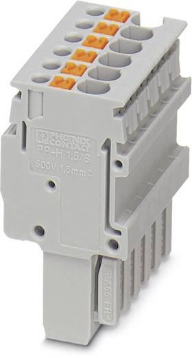 PP-H 1,5/S/9 - Stecker PP-H 1,5/S/9 Phoenix Contact Grau Inhalt: 25 St.