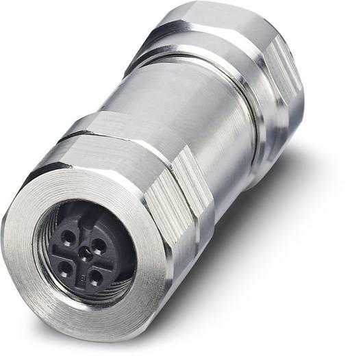 Sensor-/Aktor-Steckverbinder, unkonfektioniert M12 Buchse, gerade Polzahl (RJ): 5 Phoenix Contact 1440038 SACC-M12FS-5C