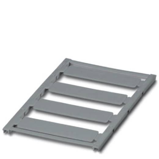 Gerätemarkierung Montage-Art: aufkleben Beschriftungsfläche: 60 x 15 mm Passend für Serie Universaleinsatz Silber Phoeni