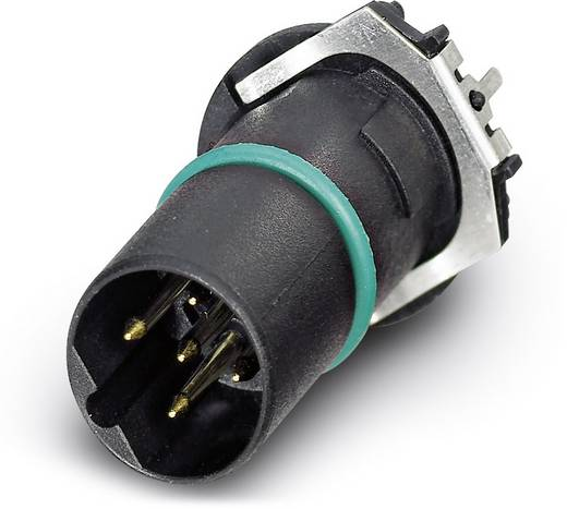 Sensor-/Aktor-Einbausteckverbinder M12 Kontaktträger Polzahl (RJ): 5 Phoenix Contact 1552230 SACC-CI-M12MSB-5CON-L180 T