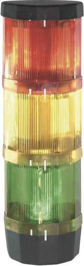 Signalsäulenelement LMG Signaltechnologie MST 70 Gelb Dauerlicht 24 V/DC, 12 V/DC, 48 V/DC, 110 V/AC, 230 V/AC