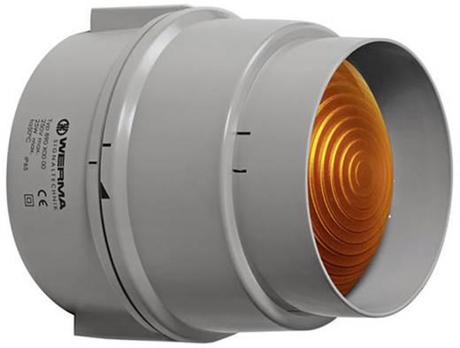 Signalleuchte Werma Signaltechnik 890.300.00 Gelb Dauerlicht 12 V/AC, 12 V/DC, 24 V/AC, 24 V/DC, 48 V/AC, 48 V/DC, 110 V/AC, 230 V/AC