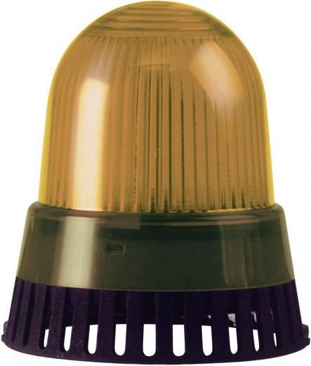 Signalsummer LED Werma Signaltechnik 420.110.75 Rot Dauerlicht 24 V/AC, 24 V/DC 92 dB