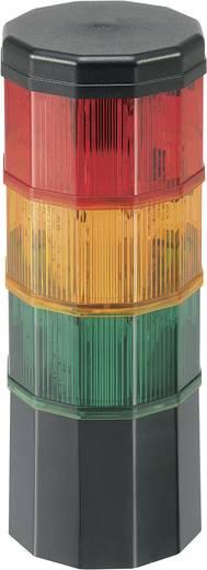 Signalsäule Werma Signaltechnik 696.009.75 Rot, Gelb, Grün 24 V/AC, 24 V/DC CST 60