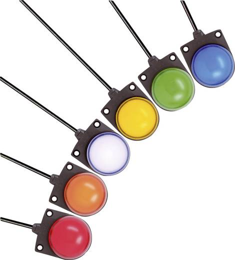 Signalleuchte LED Idec LH1D-D2HQ4C30R Rot Dauerlicht 24 V/DC, 24 V/AC