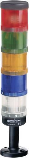 Signalsäulenelement LED Werma Signaltechnik 644.500.75 Blau Dauerlicht 24 V/DC WERMA KombiSign 71