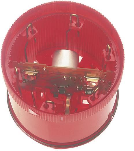 Signalsäulenelement LED Werma Signaltechnik 644.100.75 Rot Dauerlicht 24 V/DC WERMA KombiSign 71