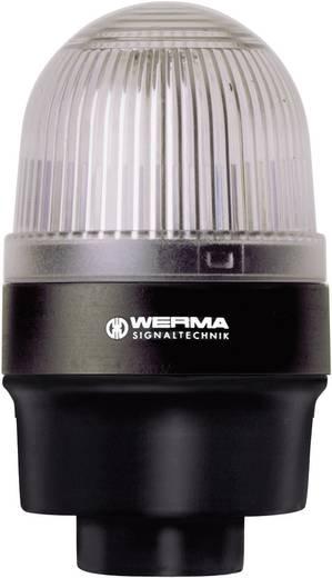 Signalleuchte LED Werma Signaltechnik 209.110.75 Rot Dauerlicht 24 V/AC, 24 V/DC