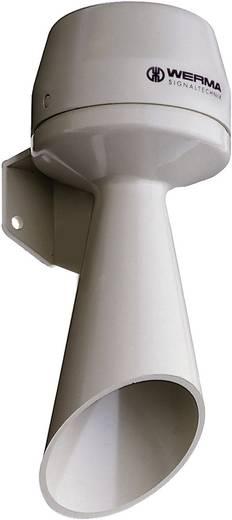 Signalhupe Werma Signaltechnik 582.052.55 Dauerton 24 V/DC 92 dB
