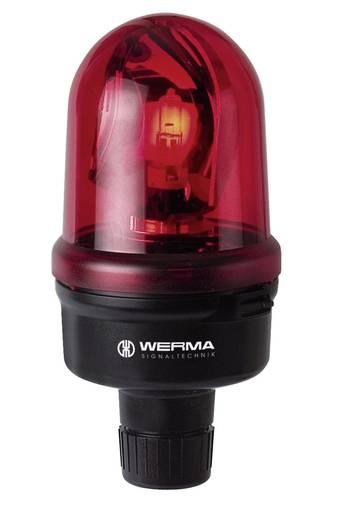 Rundumleuchte Werma Signaltechnik 885.110.75 Rot Rundumlicht 24 V/AC, 24 V/DC