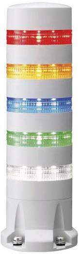 Signalsäulenelement LED Idec LD9Z-6ALW-W Weiß Dauerlicht 24 V/DC, 24 V/AC