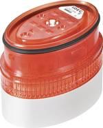 Elément de colonne de signalisation LED Idec LD9Z-6ALW-R 24 V AC/DC lumière permanente rouge IP65 1 pc(s)