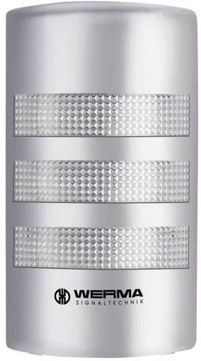 Signalsäule LED Werma Signaltechnik 691.400.55 Dauerlicht, Blinklicht 24 V/DC 85 dB