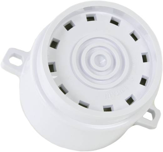 Signalsirene ComPro Askari Flange Mehrton 12 V/DC, 24 V/DC 101 dB