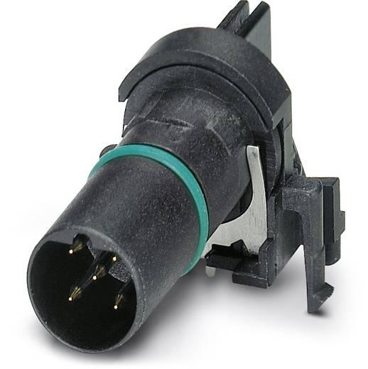 Sensor-/Aktor-Einbausteckverbinder M12 Kontaktträger Polzahl: 5 Phoenix Contact 1439890 SACC-CI-M12MS-5CON-L90 SH SCO 2