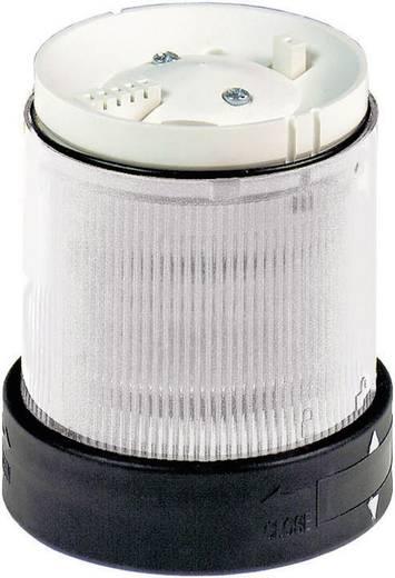 Signalsäulenelement Schneider Electric XVBC5B7 Weiß Blinklicht 24 V/DC