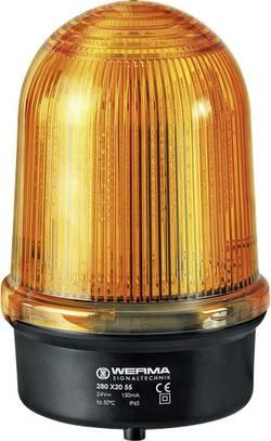 Témoin lumineux Werma Signaltechnik 280.360.55 24 V/DC IP65 1 pc(s)